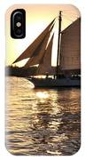 Sunset In The Keys IPhone Case