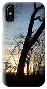Idaho Sunset 1 IPhone Case