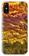 Sunset Navajo Tribal Park Canyon De Chelly IPhone Case