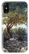Sunset On Morada Bay IPhone Case