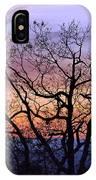 Sunset On Tanners Ridge IPhone Case