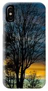 Sunset Silhouette IPhone Case