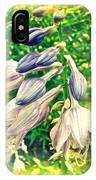 Sunshine And Flowers IPhone Case
