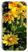 Sunshine Flower IPhone Case