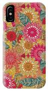 Sunshine Garden IPhone X Case