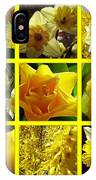 Sunshine Gold Picture Window IPhone Case