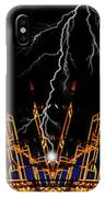 Super Charge My Ride IPhone Case