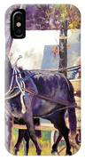 Supply Wagon IPhone Case