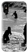 Surf Swimmers IPhone Case