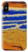 Surfer The Other White Meat Hand Painted By Mark Lemmon IPhone Case