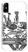 Surgical Instruments, 1567 IPhone Case