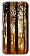 Surreal Autumn IPhone Case