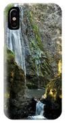 Susan Creek Falls Series 3 IPhone Case