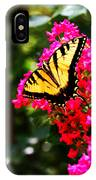 Swallowtail Beauty  IPhone X Case
