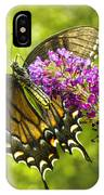 Swallowtail Butterfly IPhone Case
