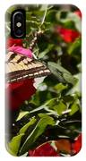Swallowtail Natural IPhone Case