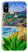 Swami's Agave IPhone Case