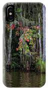 Swamp Beauty IPhone Case