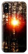 Swamp Light IPhone Case