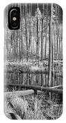 Swamp Trees IPhone Case