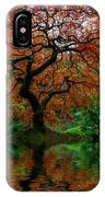 Swamped Japanese IPhone Case
