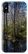 Swampland IPhone X Case
