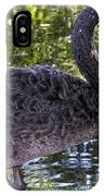 Swan Song IPhone Case