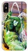 Swann Fountain Gods IPhone Case