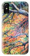 Sway Dancing Trees IPhone Case