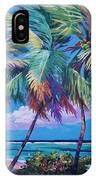 Swaying Palms  IPhone Case