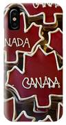 Sweet Canada... IPhone Case