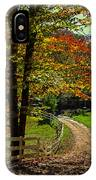 Sweet Country Morning IPhone Case