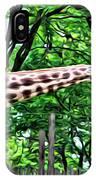 Sweet Giraffe IPhone Case