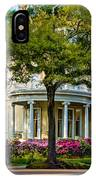 Sweet Home New Orleans Paint IPhone Case