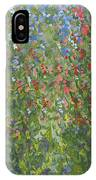 Sweet Peas IPhone Case