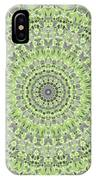 Sweet Spring Mandala IPhone Case