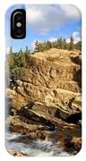 Swiftcurrent Creek IPhone Case