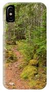 Swim Lake Trail IPhone Case