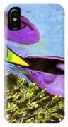 Swimmingly IPhone Case