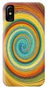 Swirl 82 IPhone Case
