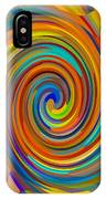 Swirl 83 IPhone Case
