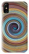 Swirl 85 IPhone Case