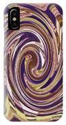 Swirl 88 IPhone Case