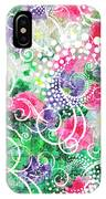 Swirl Dots By Jan Marvin IPhone Case