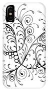 Swirl Haven - Horizontal  IPhone Case