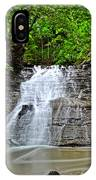 Swirling Falls IPhone Case