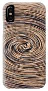 Swirling Sand IPhone Case