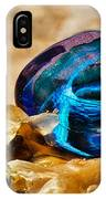 Swirls And Seaweed IPhone Case