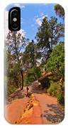 Switchback Path IPhone Case