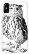 Swoop IPhone Case